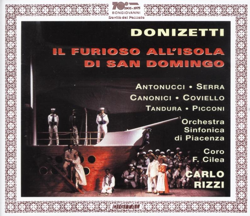 Rosa dei Venti - 3 - Il furioso all'isola di San Domingo di Gaetano Donizetti (6/6)