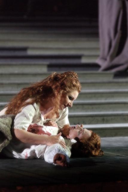Macerata 2003 - Atto III - Pazzia