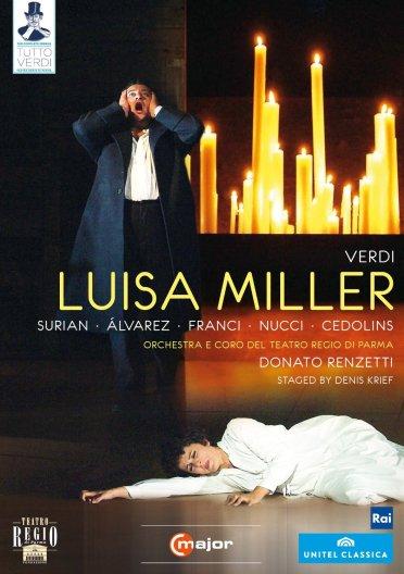 Luisa MillerDVDCover