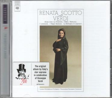Scotto sings Verdi SONY