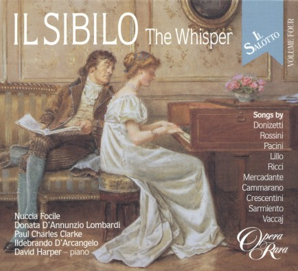 Il Sibilo - Cd Cover
