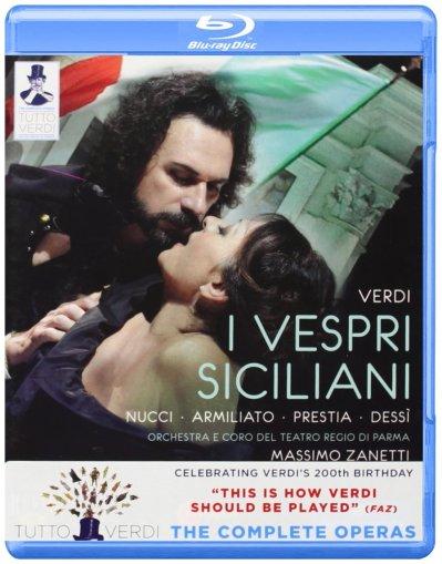 Vespri Cover